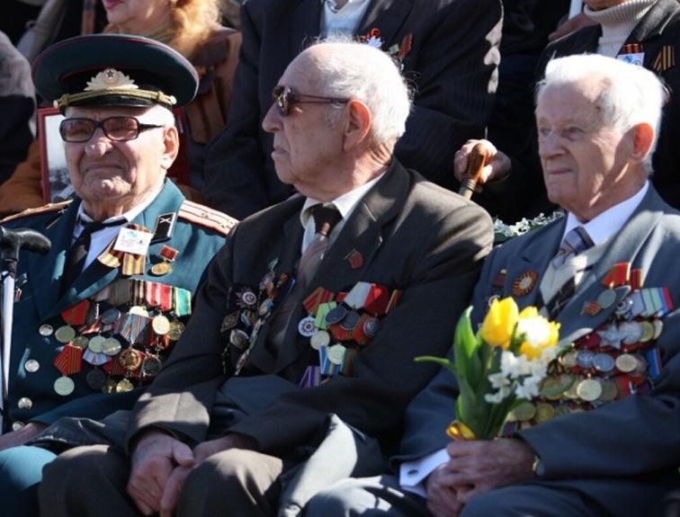 Ветераны примут личные парады Победы у своих домов